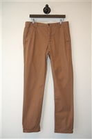 Walnut All Saints Chinos, size 32