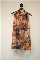 Floral Alice + Olivia Cocktail Dress, size XS