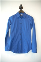 Primary Blue DSquared2 Button Shirt, size 4