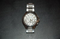 Stainless Steel Michael Kors Watch, size O/S