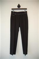 Black Gucci Trouser, size 8