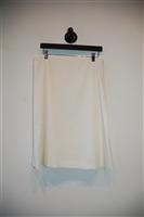 Soft White Hugo Boss - Boss Black Straight Skirt, size 10