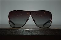 Black Versace Sunglasses, size O/S