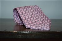 Light Pink Hermes Tie, size O/S