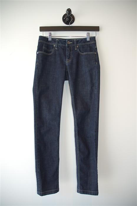 Item 101602  Burberry - Brit, Skinny Jean, Dark Denim, 25   Garb ... f2a66e55ba9