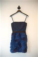 Blue Tones BCBG Maxazria Cocktail Dress, size 2