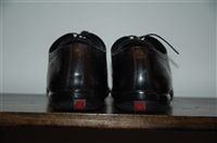 Black Leather Prada Derby, size 8