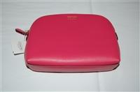 Pomegranate Coach Cosmetic Case, size S