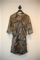 Metallic Isabel Marant Mini Dress, size S