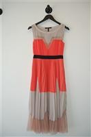 Colour Blocked BCBG Maxazria A-Line Dress, size 2