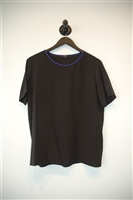 Black Paul Smith - Black Label Short-Sleeved Top, size 6