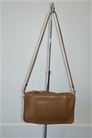 Walnut Coach - Vintage Shoulder Bag, size S