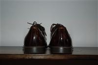 Dark Leather Prada Derby, size 12