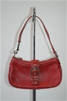 Dark Red Coach Handbag, size S