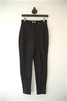 Basic Black Gucci Jodhpurs, size 6