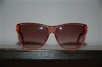 Coral Gucci Sunglasses, size O/S