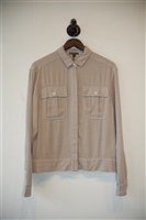 Stone James Perse Button Shirt, size M