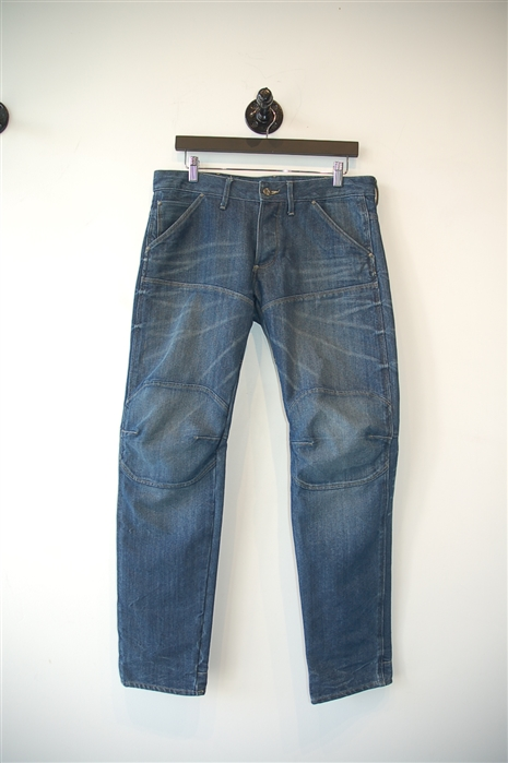 Denim Blue G-Star Denim, size 31