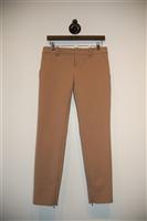 Soft Beige Gucci Riding Pants, size 6