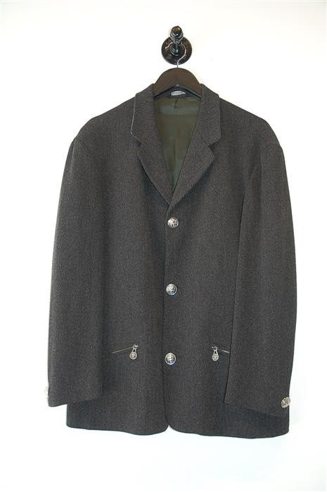 Carbon Versace Jeans Couture Jacket, size XL