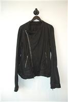 Basic Black Julius_7 Zippered Jacket, size L