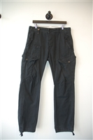 Faded Black Diesel Cargo Pants, size 30
