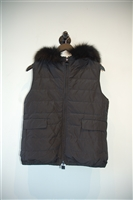 Basic Black Max Mara - 'S Puffer Vest, size M