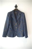 Paisley Marina Rinaldi Jacket, size M
