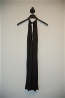 Basic Black Gucci Halter Dress, size 6