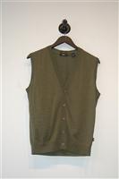 Olive Hugo Boss - Boss Vest, size M