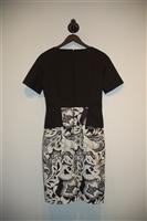 Black & White Etro Sheath Dress, size 6
