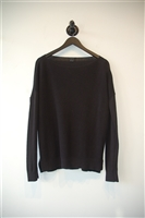 Basic Black Theory Pullover, size M