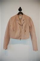 Blush Jason Wu Leather Jacket, size 4