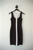 Black & White BCBG Maxazria Body Con Dress, size 2