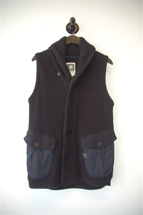 Basic Black G-Star Vest, size XL