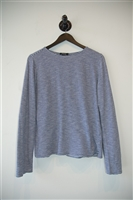 Navy & White A.P.C. Pullover, size XS