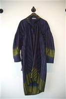 Striped Issey Miyake Coat, size L