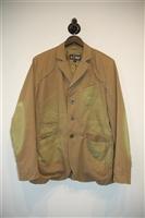 Beige Armani Jeans Jacket, size L