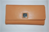 Tan Dooney & Bourke Clutch, size M