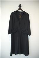 Basic Black BCBG Maxazria Shirt Dress, size 12