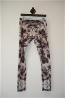 Black & White Alexander McQueen - McQ Leggings, size L