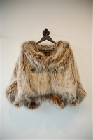 Mixed Browns Vivienne Westwood - Anglomania Capelet, size 4