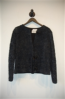 Basic Black Adolfo - Vintage Jacket, size M