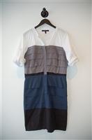 Colour Blocked BCBG Maxazria Shirt Dress, size 12