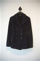 Basic Black James Perse Jacket, size M