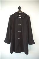 Basic Black Michael Kors - Michael Rain Coat, size XS