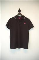 Black Alexander McQueen - McQ Polo, size S