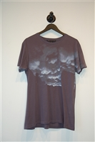 Smoky Purple Marc by Marc Jacobs T-Shirt, size S