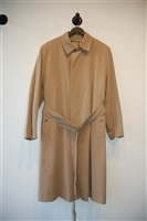 Beige Burberry - London Trench Coat, size L
