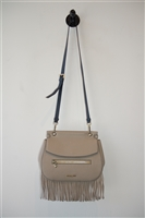 Taupe Marc Cain Cross-Body, size M